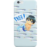 Chibi Merman iPhone Case/Skin