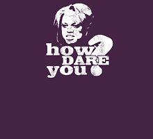Be Quiet, Tiffany Unisex T-Shirt