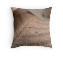 Touch Me Now Throw Pillow