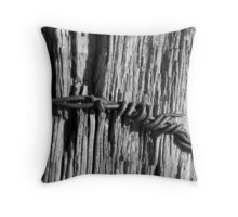Tied Throw Pillow