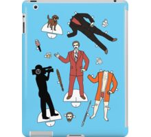 Cut It Out: Ron Burgundy iPad Case/Skin