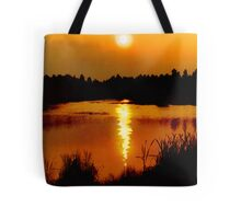 On Golden Pond Tote Bag