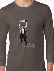 to know the Stanley Cup is to love him.... Long Sleeve T-Shirt
