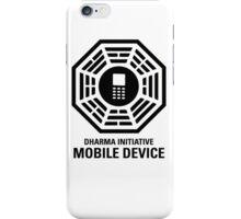 Dharma Initiative Mobile Case iPhone Case/Skin