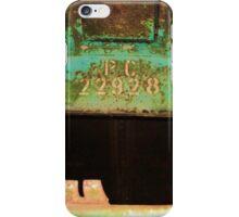 PC 22928 iPhone Case/Skin