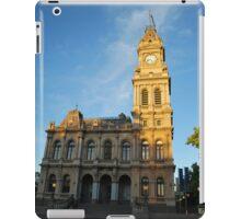 Bendigo's Historical  Post Office, Side View iPad Case/Skin