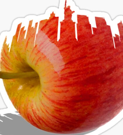 Big Apple Sticker