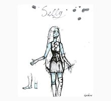 NBC Sally Costume Design Drawing Unisex T-Shirt