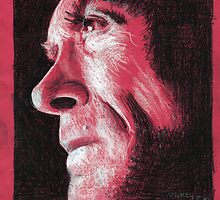 Clint Eastwood by Michelle Tabares