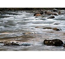 River Rapids Photographic Print