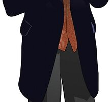 The 1st Doctor - William Hartnell by Chris Singley