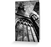 Temple Church Bristol Greeting Card