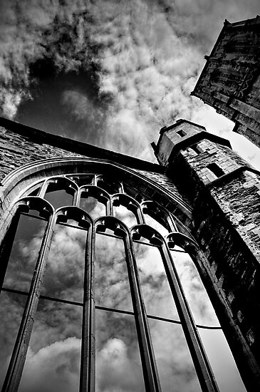 Temple Church Bristol by Alan Watt
