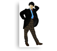 The 2nd Doctor - Patrick Troughton Canvas Print