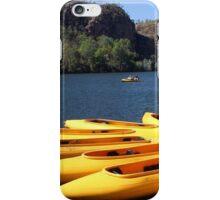 Katherine River Northern Territory iPhone Case/Skin
