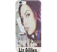 Liz Gillies iPhone Case/Skin
