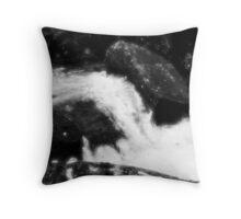 Mystical River Throw Pillow