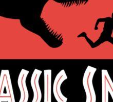Jurassic Snack Sticker
