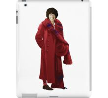 The 4th Doctor - Tom Baker iPad Case/Skin