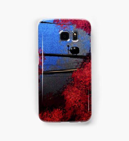 The Watcher Samsung Galaxy Case/Skin