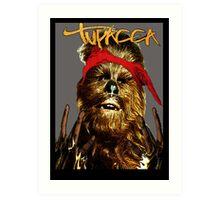 Tupacca Art Print