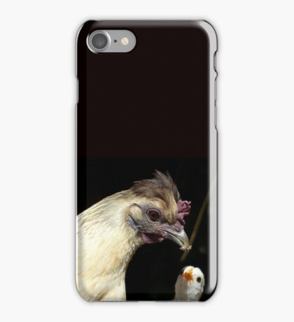 Wow!! I Need That One Mum... Hen And Chick - NZ iPhone Case/Skin
