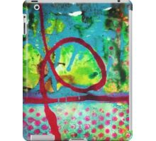 Polka Graffiti iPad Case/Skin