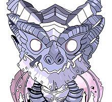 Purple Deathwing by Aidan Moore
