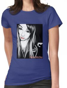 AimAtchu Vector Shirt Womens Fitted T-Shirt