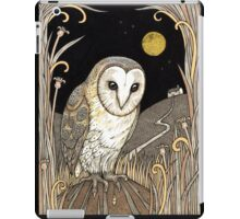 A Wise One Waits iPad Case/Skin