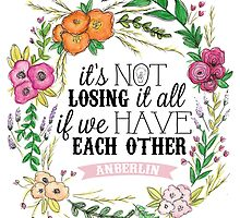 Anberlin - Losing It All by adelaidearts