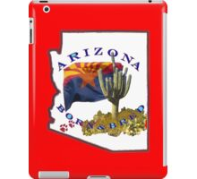 ARIZONA Born and Bred iPad Case/Skin