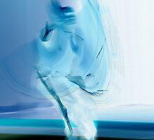 Blue Ninja by christiane