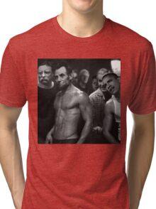 Presidential Fight Club Tri-blend T-Shirt