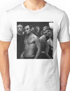 Presidential Fight Club Unisex T-Shirt