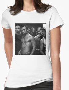 Presidential Fight Club Womens Fitted T-Shirt