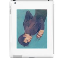 Khan Singh Star Trek iPad Case/Skin