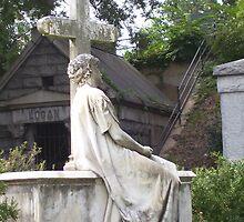 Grief in Stone by Ilene Clayton
