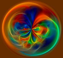 Fiery Circle by Gerda Grice