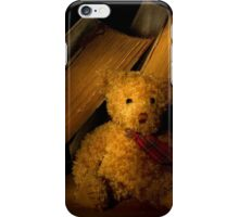 Teddy '36 iPhone Case/Skin