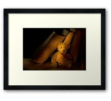 Teddy '36 Framed Print