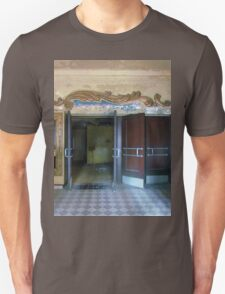 Abandoned movie theater T-Shirt