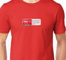 Rated MA+ Unisex T-Shirt