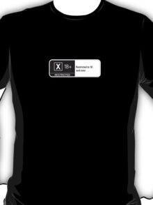 Rated X T-Shirt