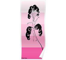 Pink Kiss Poster