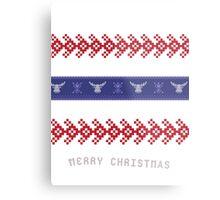 Ugly Christmas Sweater IIII Metal Print