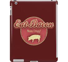 Eat Bacon iPad Case/Skin