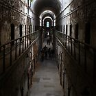 Eastern State Penitentiary  by Al Camardella Jr.