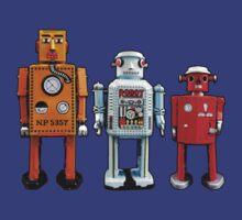Three Robots. by robotrobotROBOT