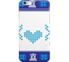Ugly Christmas Sweater V iPhone Case/Skin
